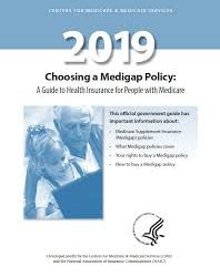 2019 Choosing a Medigap Policy