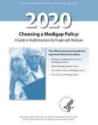 2020 choosing medigap policy