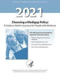 Choosing Medigap 2021